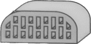 Кирпич F14