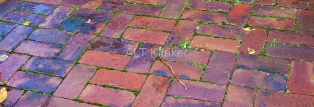 Клинкерная брусчатка из кольцевой печи Patoka Classic Alt Klinker 1