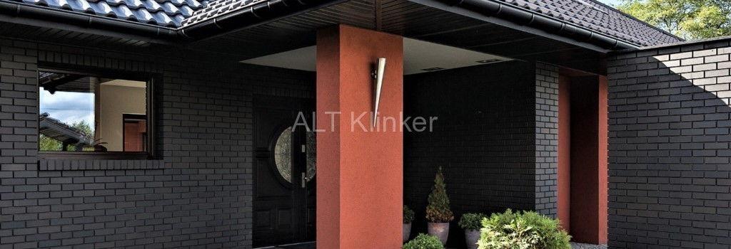 Клинкерный кирпич Lode Saturn Alt Klinker