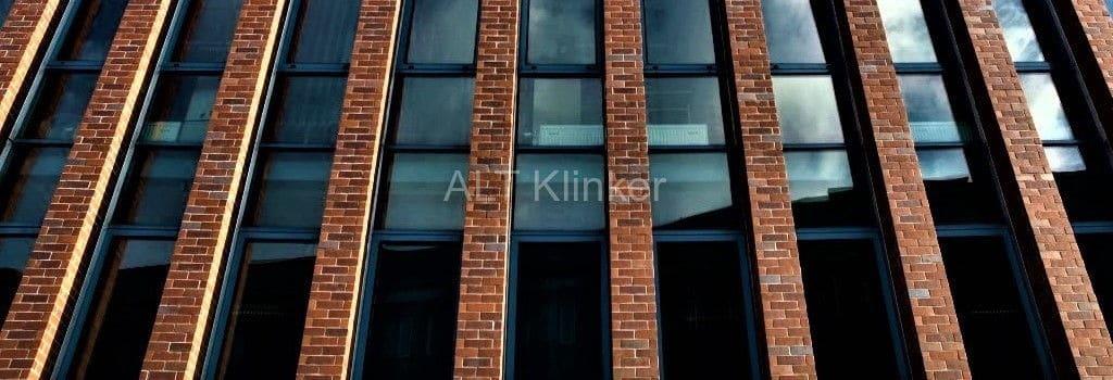 Клинкерный кирпич из кольцевой печи Patoka Classic Alt Klinker 2