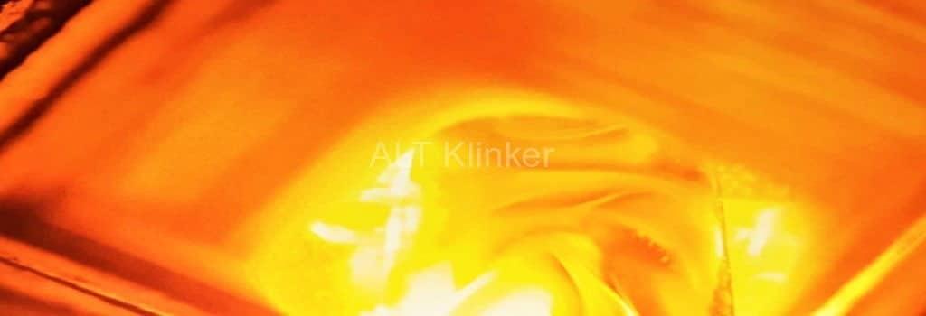 Огонь из кольцевой печи Patoka Alt Klinker