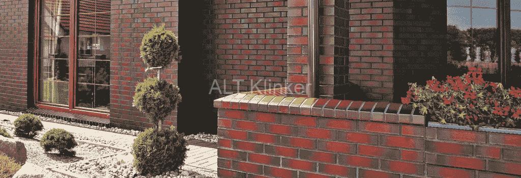 Клинкерные подоконники и отливы Etna LHL Klinkier