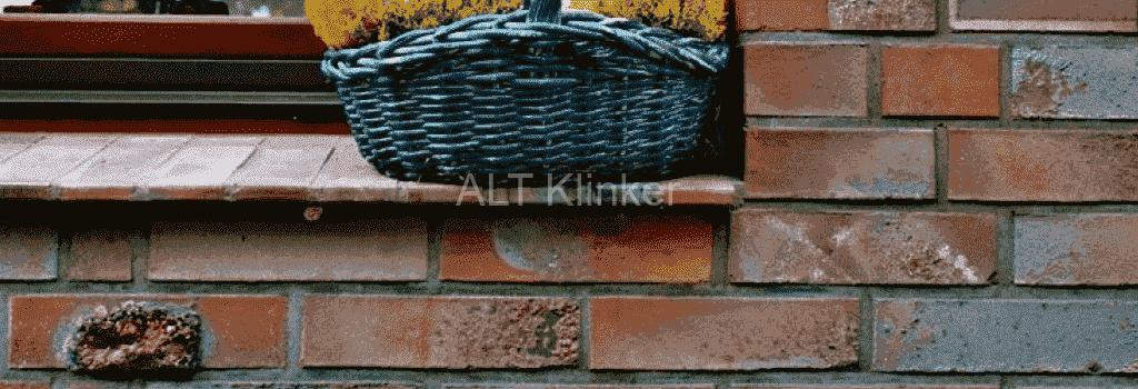 Клинкерные подоконники и отливы Rustika Patoka