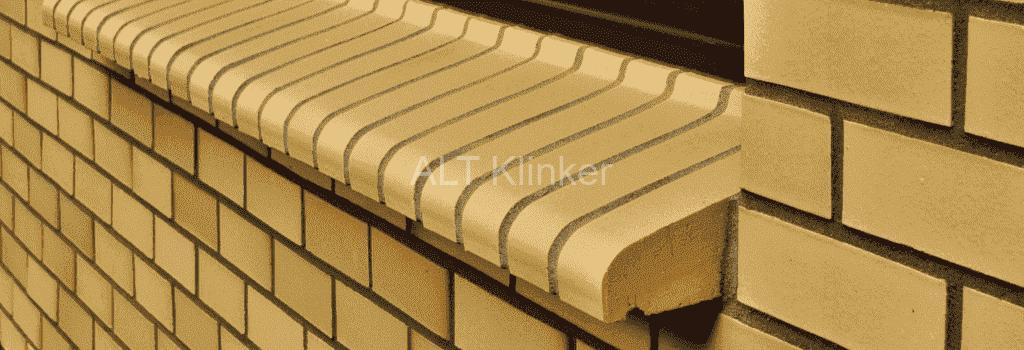 Клинкерные подоконники и отливы Sahara LHL Klinkier