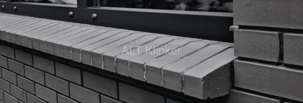 Клинкерные подоконники и отливы Syriusz LHL Klinkier